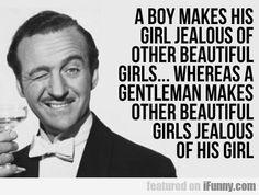 A Boy Makes His Girl Jealous Of...