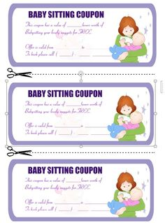 20 best babysitting coupon book templates images on pinterest babysitting coupon book template 8 free printable coupons free printables coupon template coupon maxwellsz