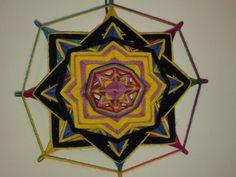 Mandala Arcoiris 8 Puntas