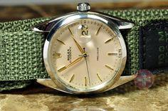 Rolex Oyster Date Precision Vintage