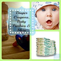 Round Of Baby/Toddler Related Coupons plus baby freebies