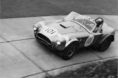 """""""My name is Carroll Shelby and performance is my business."""" My tribute."""