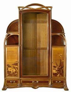 Art lorrain aux enchères: Majorelle - meubles