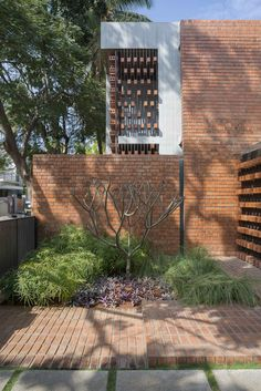 Gallery of Brick House / Architecture Paradigm - 10