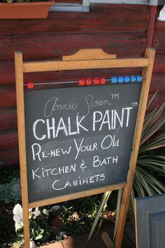 Annie Sloan Chalk Paint Kitchen | Chalk Paint Your Cabinets