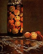 "New artwork for sale! - "" Monet Claude Jar Of Peaches by Claude Monet "" - http://ift.tt/2p88Dxs"