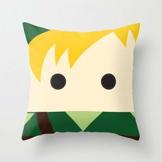 Link Legend of Zelda pillow plush cushion by telahmarie on Etsy, The Legend Of Zelda, Diy Pillows, Decorative Pillows, Throw Pillows, Deco Gamer, Zelda Gifts, Zelda Birthday, Pillow Room, Sewing Projects