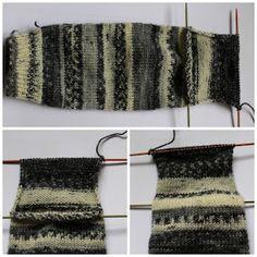 Siona: 005.- Patrón de calcetines con 5 agujas (gratis) Knitted Hats, Socks, Knitting, Blog, Tips, Fashion, Knit Socks, Gloves, Molde