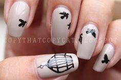 Birdie nails