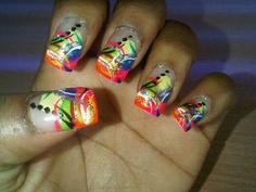 Exotic Nails N# 9