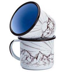 The Big Bend Enamelware Mug – No. 4 St. James