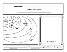 Solar System Planet Reports
