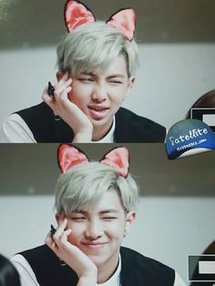 Namjoon... Eres simplemente perfecto<<I don't exactly, 100%, know what you said, but i have an idea and i agree
