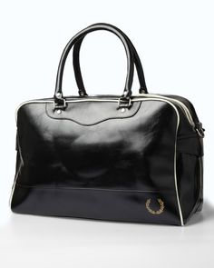 Fred Perry Large Overnight Bag - I know a man who will suddenly need this!  ;)
