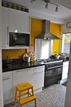 Recent Gaf Ik Mijn Keuken In Utrecht Een Styling Metamorfose. Voordat Ik  Aan De Slag
