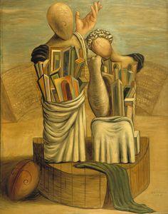 giorgio de chirico the philosopher's troubles - Google Search