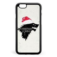 Christmas is Coming Apple iPhone 6 / iPhone 6s Case Cover ISVA855