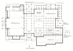 Convention Center Floor plan Exhibition Plan, Hotel Floor Plan, Site Down, Income Property, Leading Hotels, National Convention, Islamic Architecture, Convention Centre, Beach Hotels