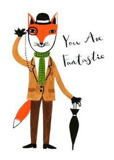 Hui Skipp - Fantastic Mr Fox