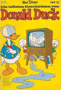 Disney - Disney Comics - Donald Duck - Tv - Water New Ducktales, Donald Duck Comic, King Koopa, Looney Tunes Bugs Bunny, Jesus Painting, Daffy Duck, Retro Video Games, Walt Disney Company, Disney Disney