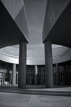 Hiroshima Museum of Contemporary Art Infrared #hiroshima #japan