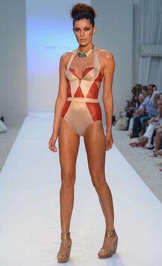 AQUA DI LARA Swimwear 2013