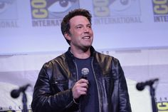 Pin for Later: Ben Affleck Surprises Fans at Comic-Con Amid Reports That He and Jennifer Garner Called Off Their Divorce