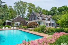 Picture Perfect Pool East Hampton Ny 11937 Real Estate Hamptons House The