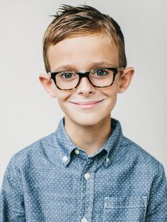 Kids Glasses // The Miles - Jonas Paul Eyewear - 1