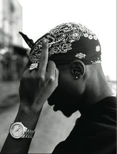 """Michael Miller photography """"2Pac Told Me No to Shoot His Face"""""""