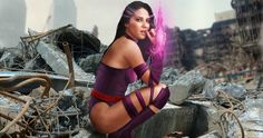 """'X-Men: Apocalypse': Olivia Munn Shows Off Psylocke Skills -- Olivia Munn shows off her skills with a samurai sword in one final """"freestyle"""" video from the 'X-Men: Apocalypse' set. -- http://movieweb.com/x-men-apocalypse-olivia-munn-psylocke-skills/"""