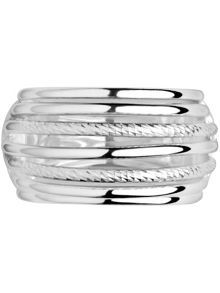 Links of London  Aurora silver cocktail ring £130.00 #TopSale #classic #WomensClothing