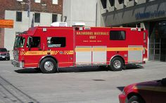 toronto fire apparatus | Toronto Fire HAZ332 | Flickr - Photo Sharing!