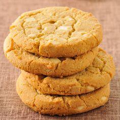 Découvrez la recette des cookies faciles au chocolat blanc