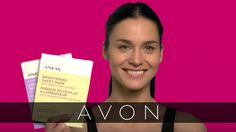 How to Apply ANEW Sheet Masks | Avon Available in Avon Campaign 7 in March 2017
