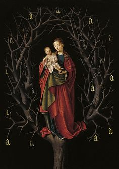 Petrus Christus - The Virgin, 1450