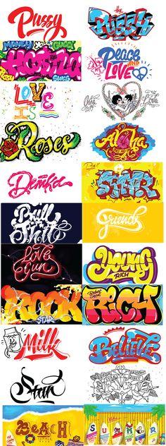 Graffiti Alphabet Styles, Graffiti Words, Graffiti Writing, Graffiti Designs, Graffiti Styles, Graffiti Artists, Tattoo Lettering Styles, Graffiti Lettering Fonts, Lettering Design