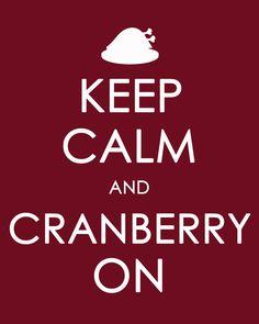 cranberry on