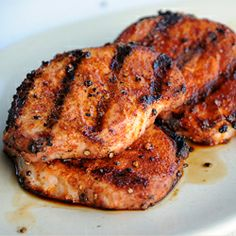 Zestuous Rub ~ perfect for grilled pork chops or pork steaks