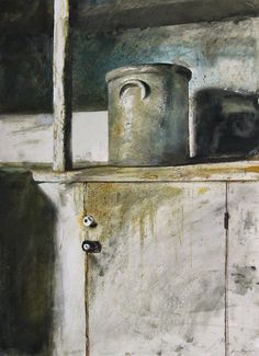 Andrew Wyeth - The Pantry