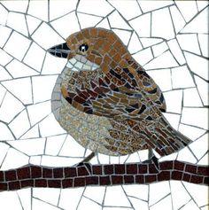 Sparrow #animals #mosaic #birds