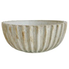 Shop ceramics and other dining, serveware and glass from the world's best furniture dealers. Large White, Blue And White, Ceramic Pottery, Art Boards, White Ceramics, Denmark, Bangs, Serving Bowls, Stoneware