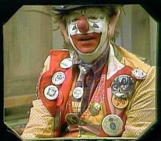 The J.P. Patches show, starring Chris Wedes, aired on KIRO 7 for 23 years, from 1958 to 1981.  It's considered the longest-running, locally-produced childrens show in U.S. history.