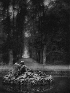 The Fountain of Saturn, 1912, Baron Adolph de Meyer