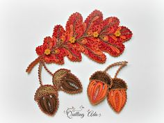 Quilling by Ada: Toamna