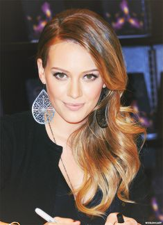 Hilary Duff <3 Lizzie Mcguire was my fave show wen i was little #hilaryduff #actor #celebrity