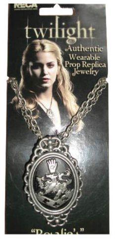 Twilight Jewelry Rosalie Lillian Hale Cullen's Crest necklace pendant