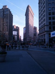 We ♥ NY! What landmark do you love to visit or spot when you're roaming the streets of Manhattan?