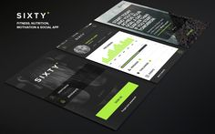 SIXTY DEGREES OF FITNESS on Behance