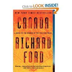 Canada: Richard Ford: 9780061692031: Amazon.com: Books